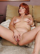 Horny 52 yr old Calliste from 30 plus Ladies playing alongside this girl lage breasts