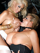 Bridgette B & Kelly Madison 1