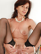 All-natural Titted Office MILF Jenny H After 30 Pl...