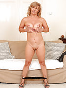At 57 years old hot looking Lena F looks great growing