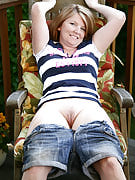 42 year old Stacie from 30 plus Ladies will get naked and additionally spreads outside