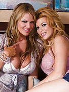 Kelly Madison & Gia Marley