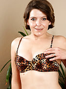 Fast pussied MILF concerts away the lady leopard skin lingerie in right here