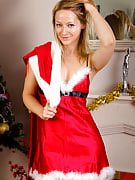 Sexy adult Tara Trinity would like to share this girl Christmas time spirit to you