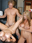 Kelly Madison & Daphne Rosen0