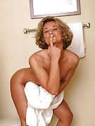 Fast mature Bianca plays an estimated as part of and off the bath